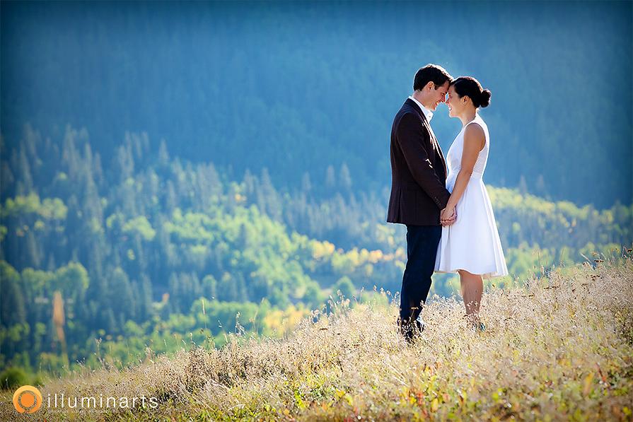1Illuminarts J&R Wedding in Silverton, Colorado!