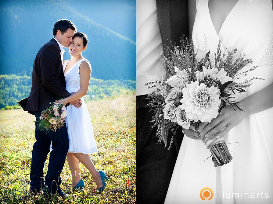 7Illuminarts J&R Wedding in Silverton, Colorado!